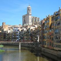 Girona - Game Of Thrones City with Official Guide and Transportation