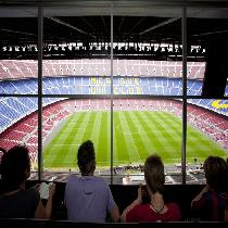 F.C.Barcelona Camp Nou Experience Entrance Included