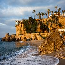 Nerja & Frigiliana Without Caves with Guide, Free time and Transportation