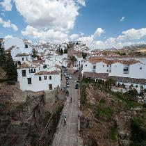 Ronda Full Day Tour with Guide, Entrance Fee and Transportation