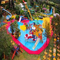 Acqua Plus Water Park Entrance Ticket with Transport from East Crete