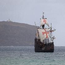 Pirate Ship tour and swim at  Cabo Girão